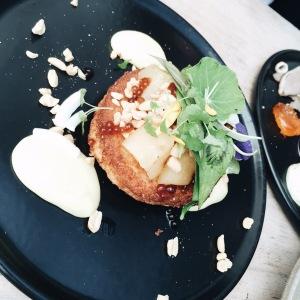 Coconut Crusted Brioche